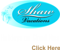 Shaw Vacation Holidays