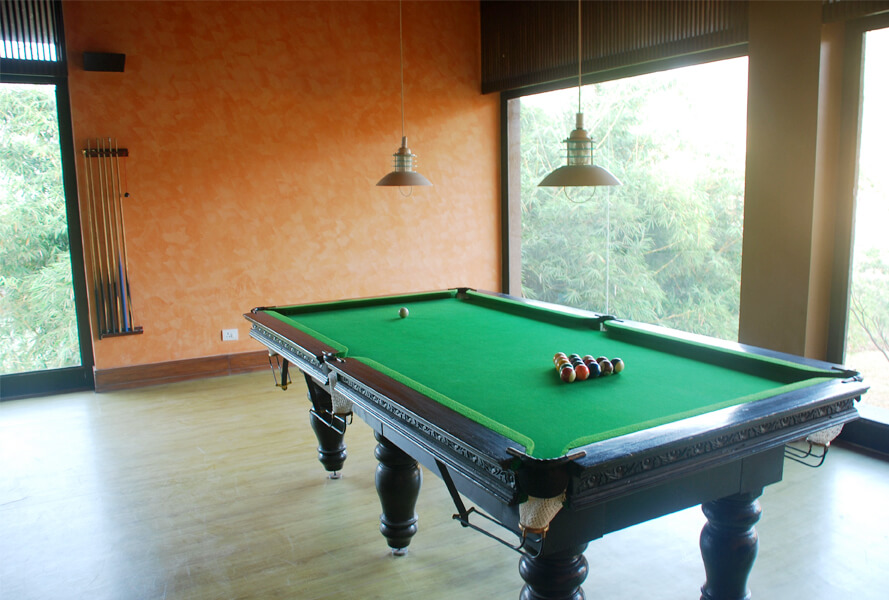 Snooker Lavasa Hotels
