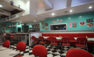 The All American Diner, Waterfront Shaw