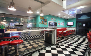 The All American Diner Lavasa Resorts
