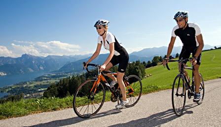 Cycling Lavasa Resorts