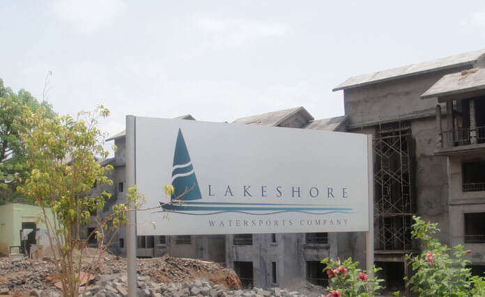 Lakeshore Waterway