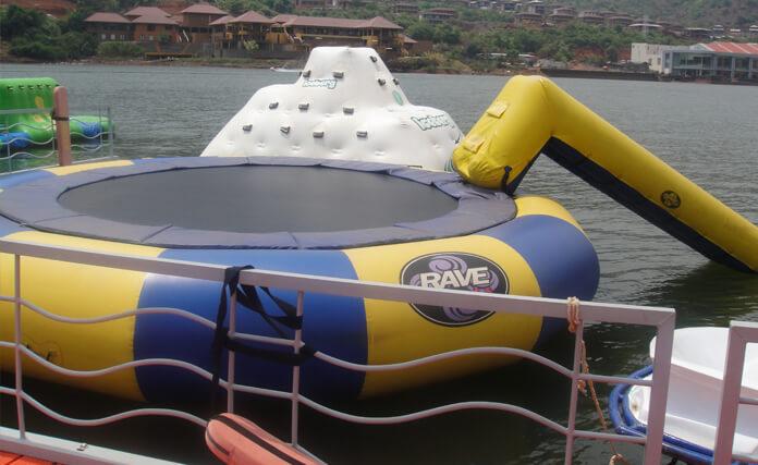 Facilities Lavasa Resorts